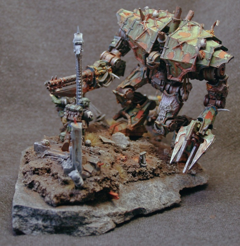 Forge World Death Guard