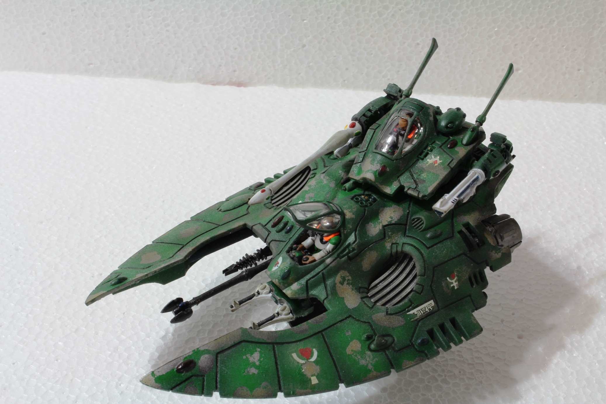 Falcon Grav Tank from Bahzhakhain Bieltan Craftword