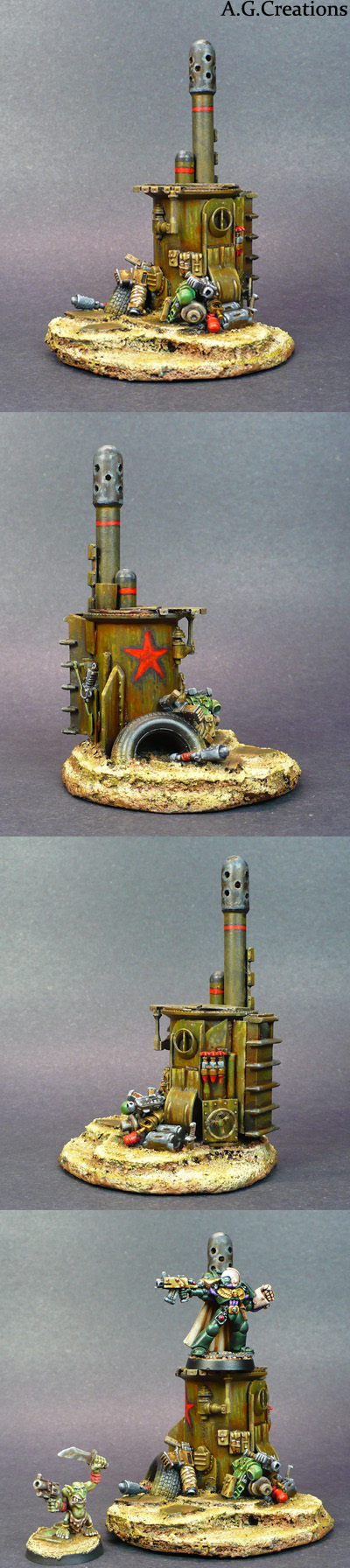 Ork Stash Hut