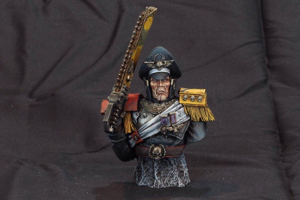 Commissar Cain