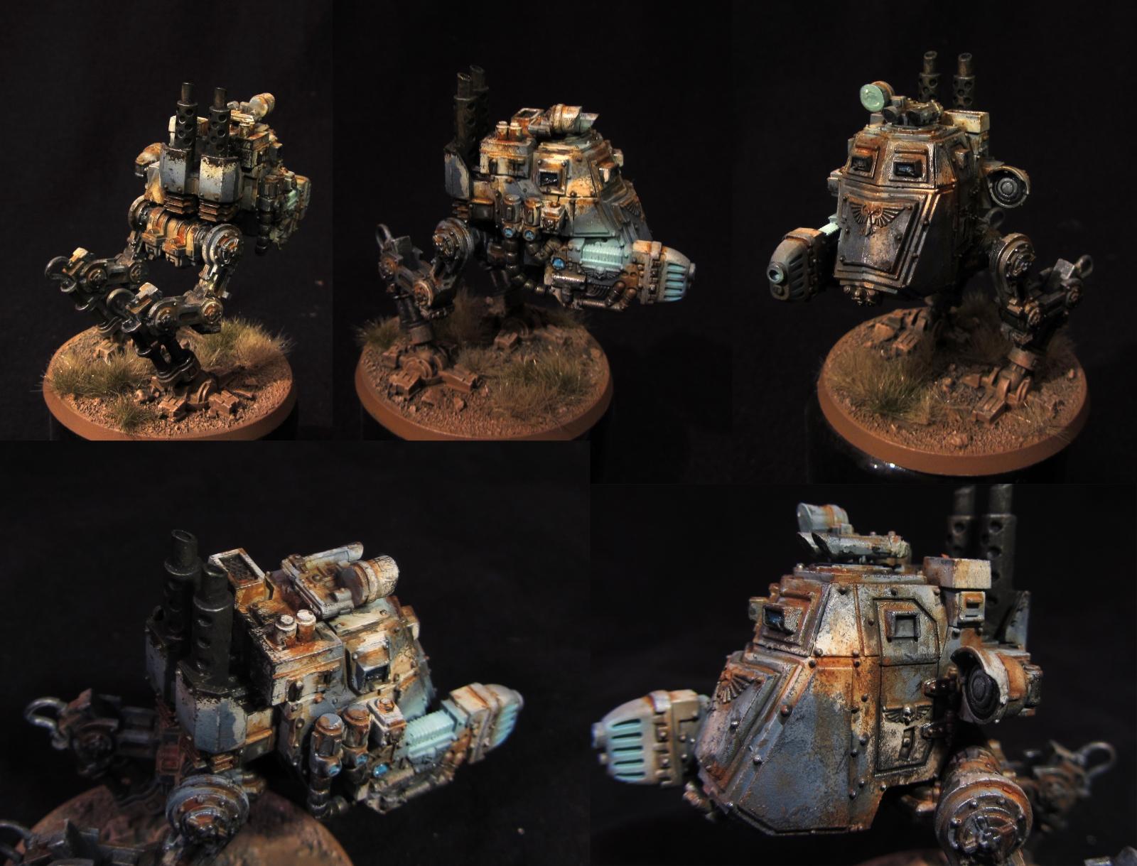 Sentinel - Astra Militarum