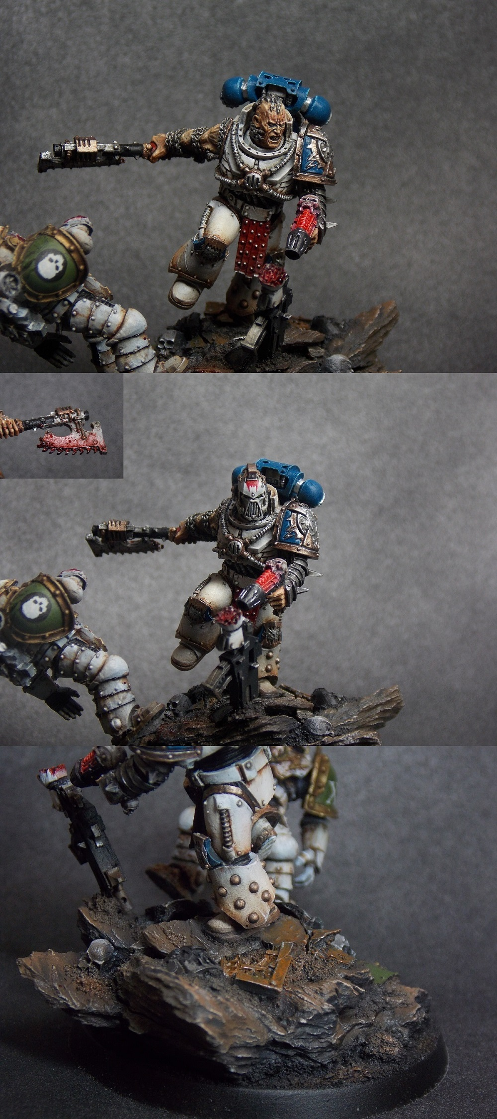 Kharn The Bloody World Eaters