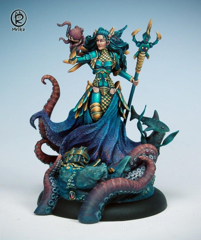 Kraken's Mistress