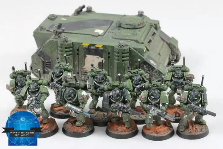 raptors tactical squad with rhino