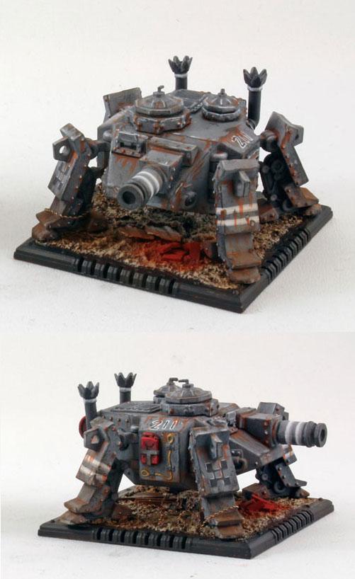 Rivet Wars Blight Sturmpanzer