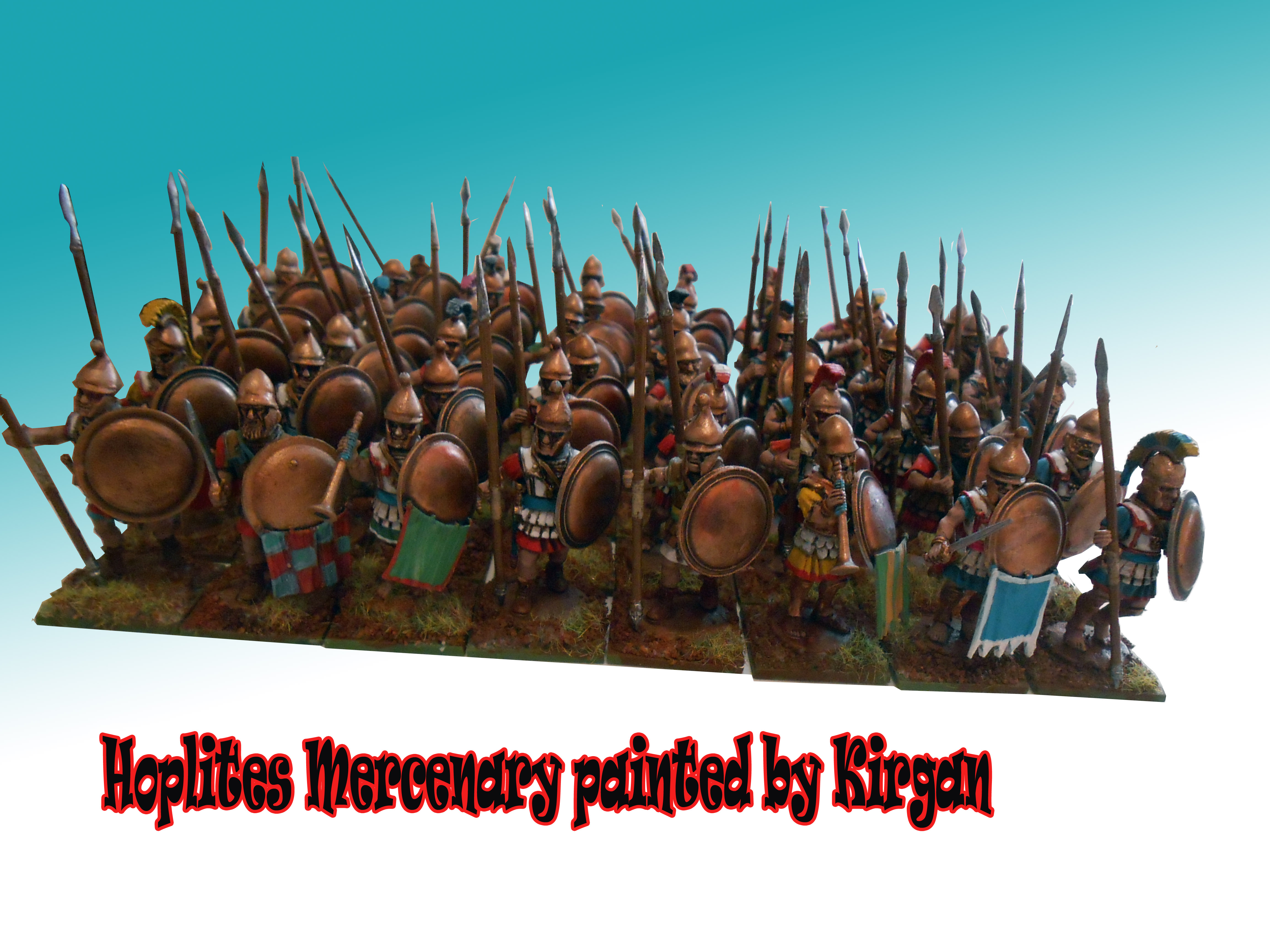 Ancient Mercenary Greeks