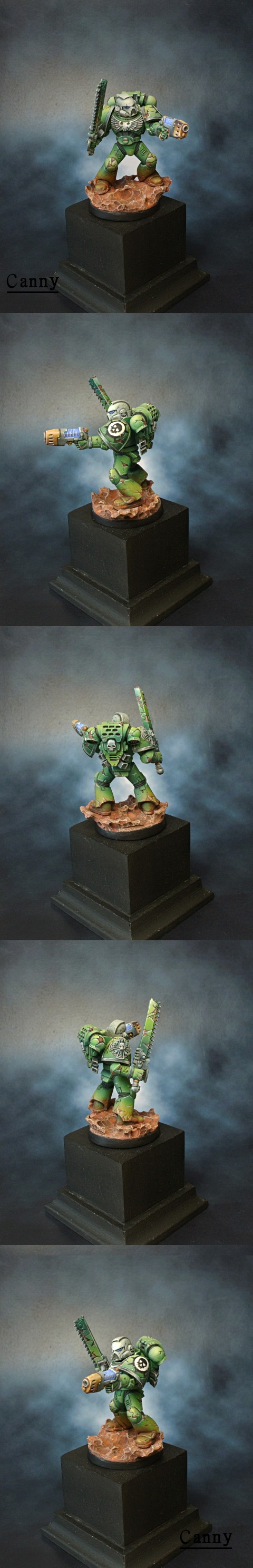 sons of Medusa Space Marine