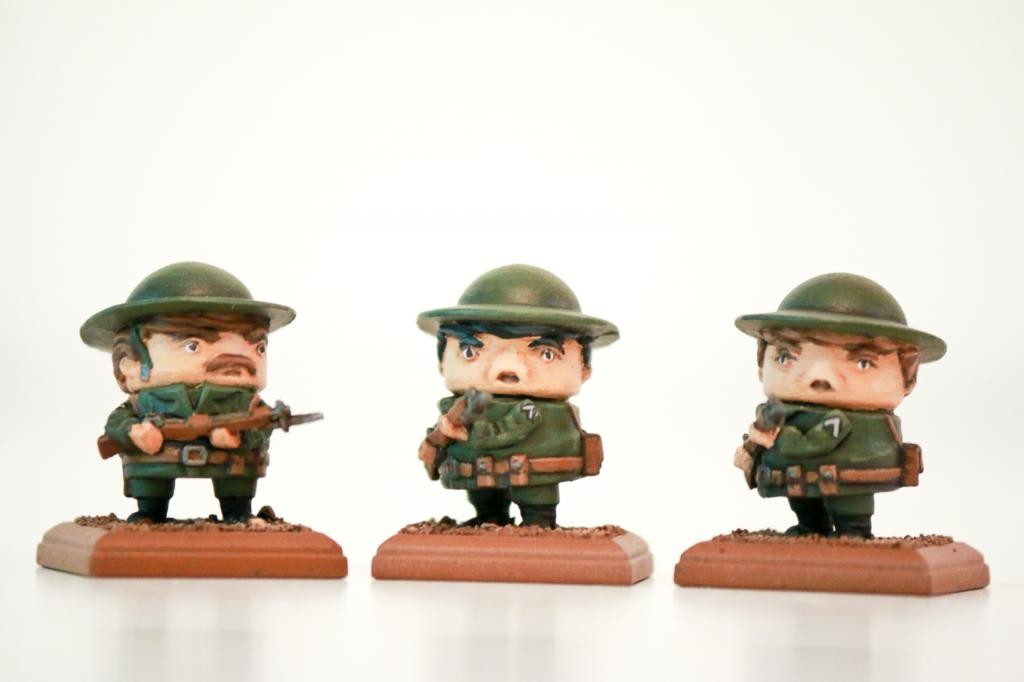 Allied Riflemen