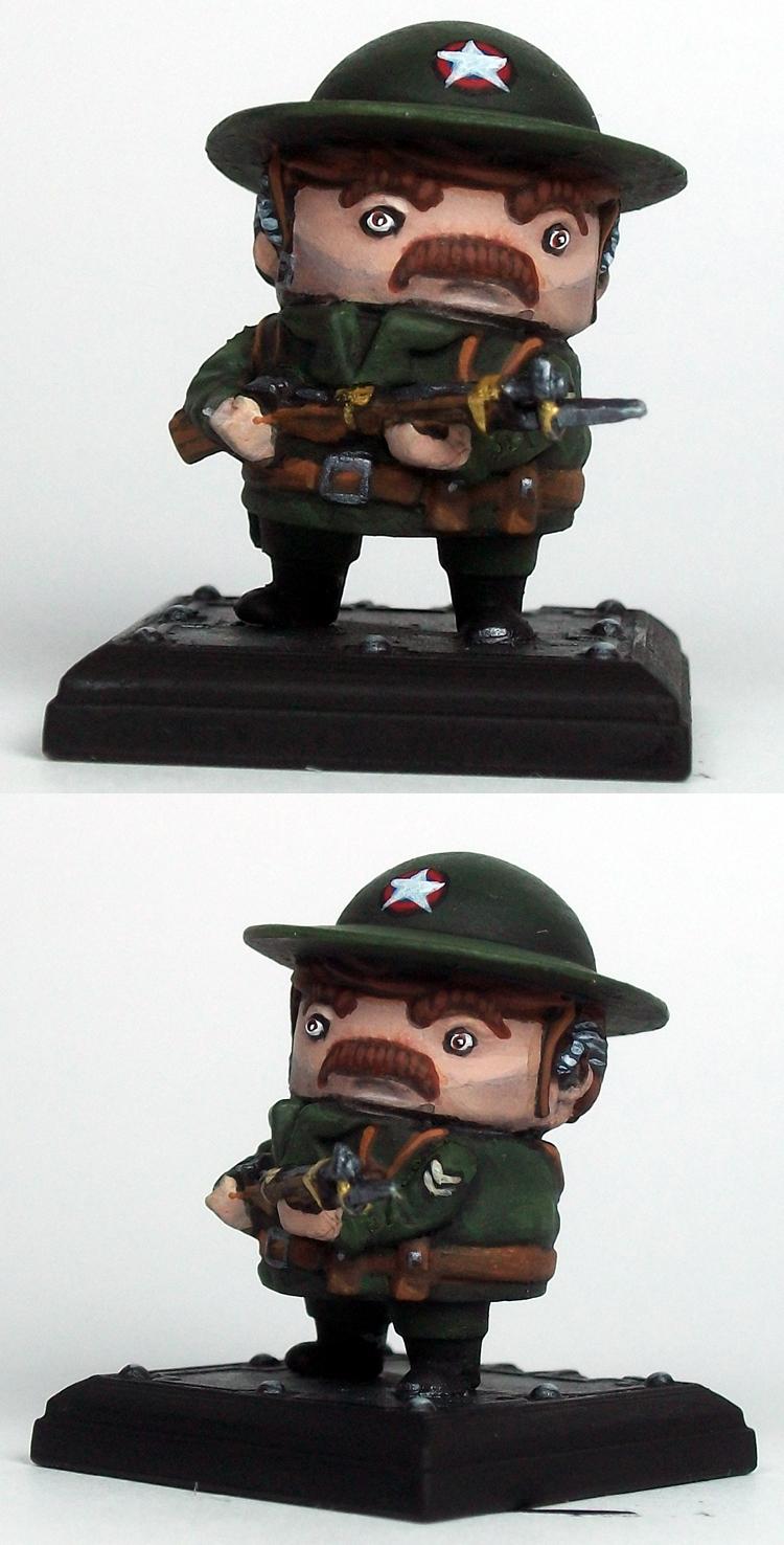 Corporal Ronald U. Swanson