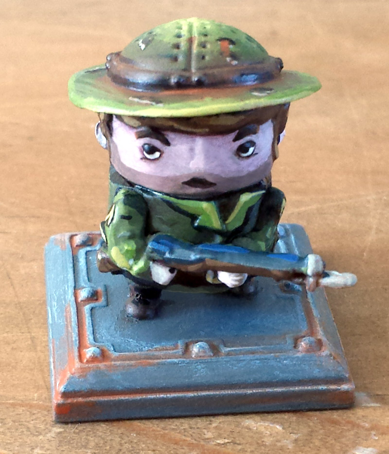 Allied Soldier