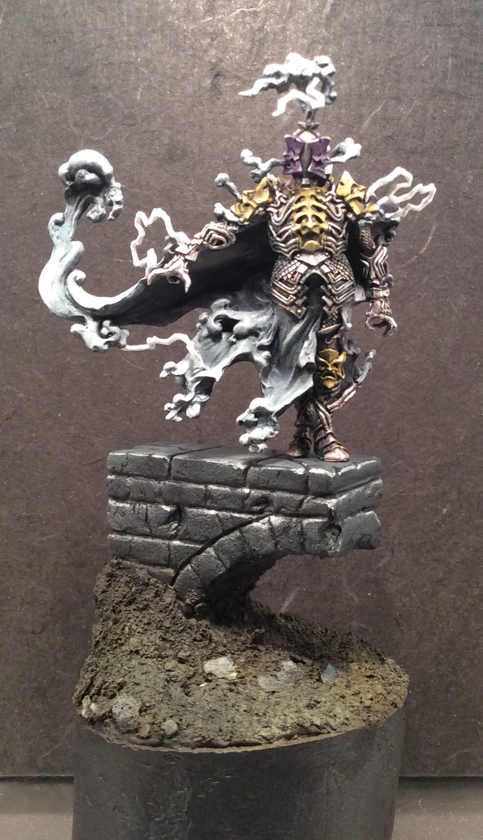 CoolMiniOrNot - Kingdom Death Storm Knight by Martin Lymer