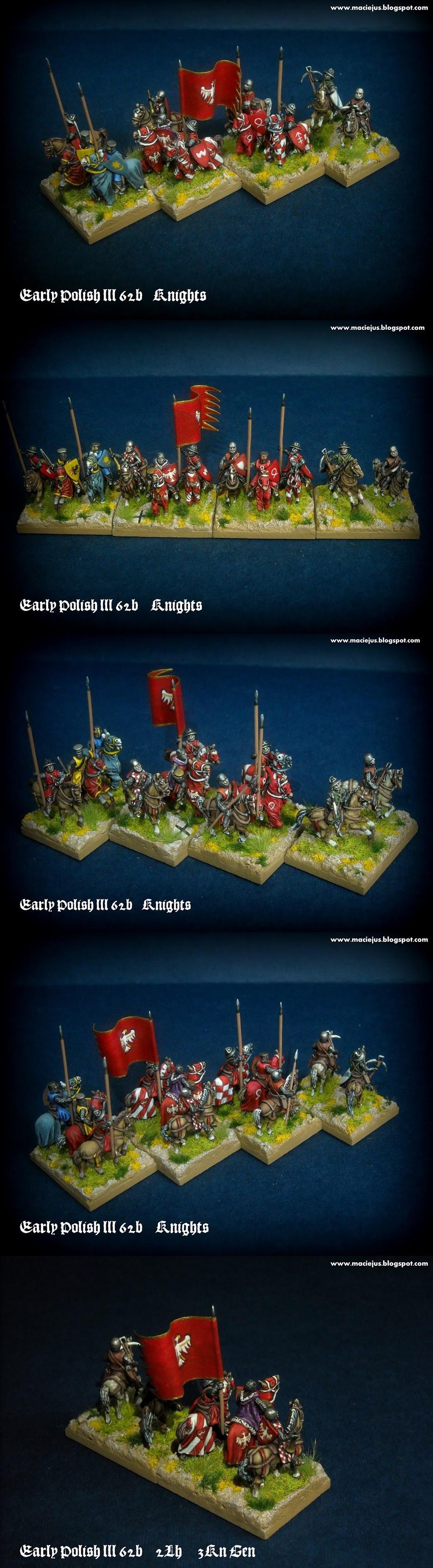 Polish Knights - Płowce 1331r. (15mm)