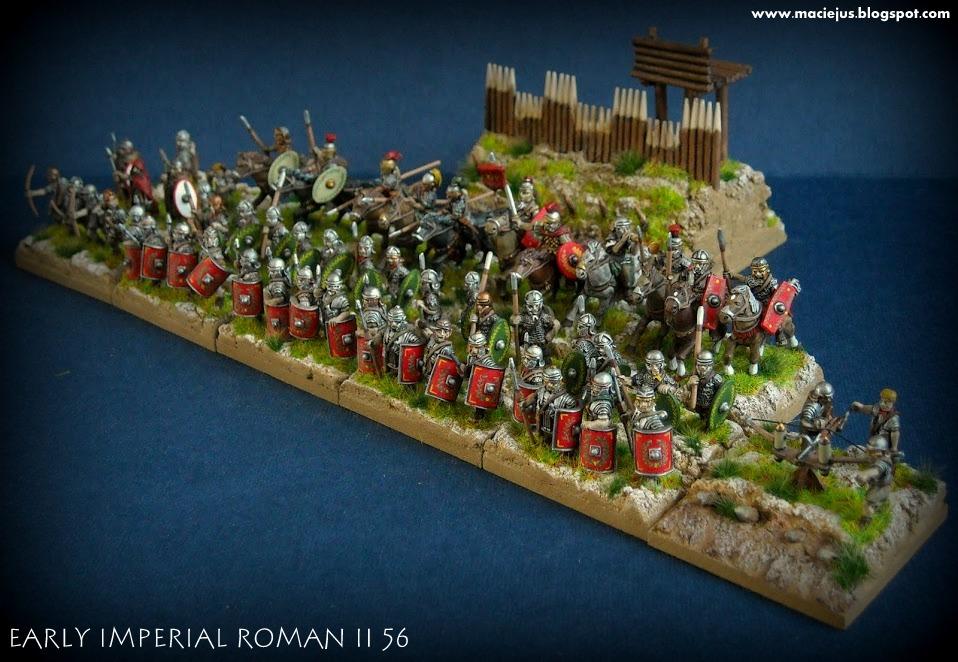Early Imperial Roman II/52 (15mm)