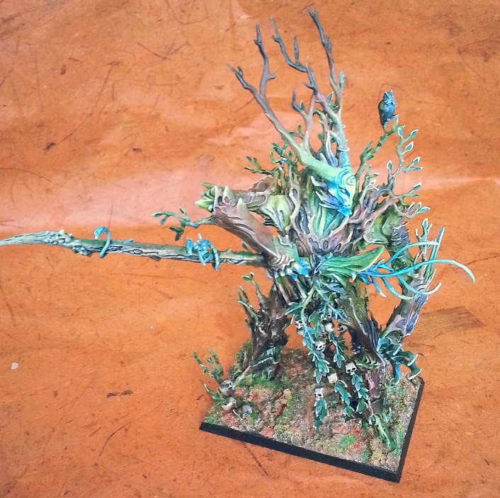CoolMiniOrNot - treeman ancient on ebay by jeremie