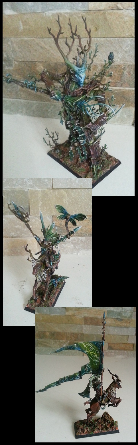 wood elves on ebay, new pics