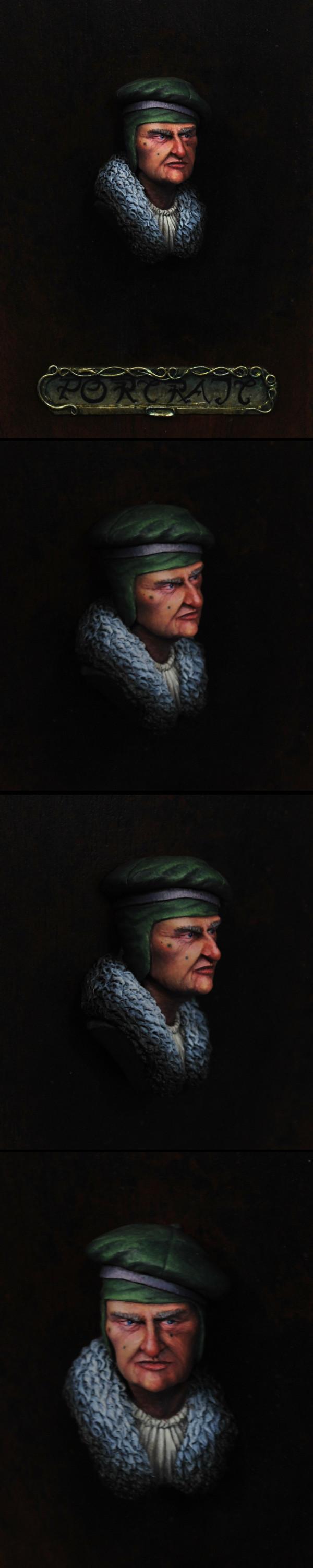 Portrait (Of A Merchant)