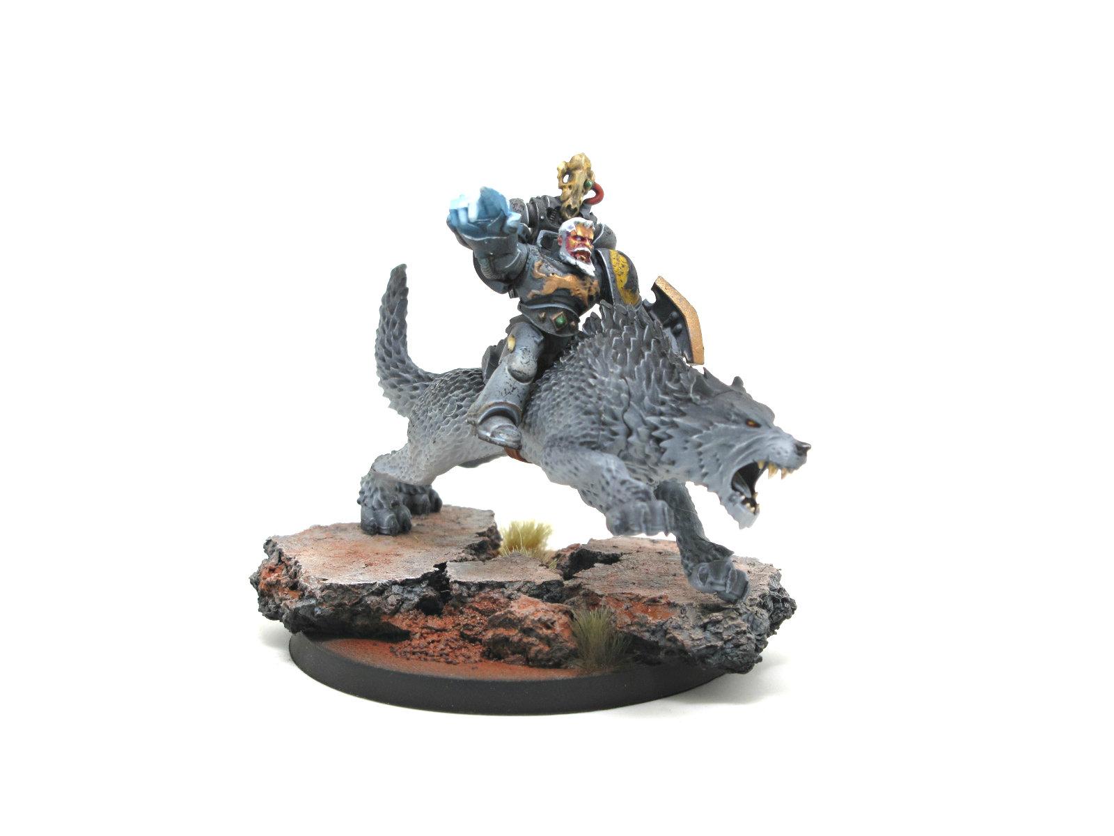 Wolf lord thunderwolf