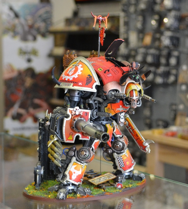 Imperial knight evil sunz style