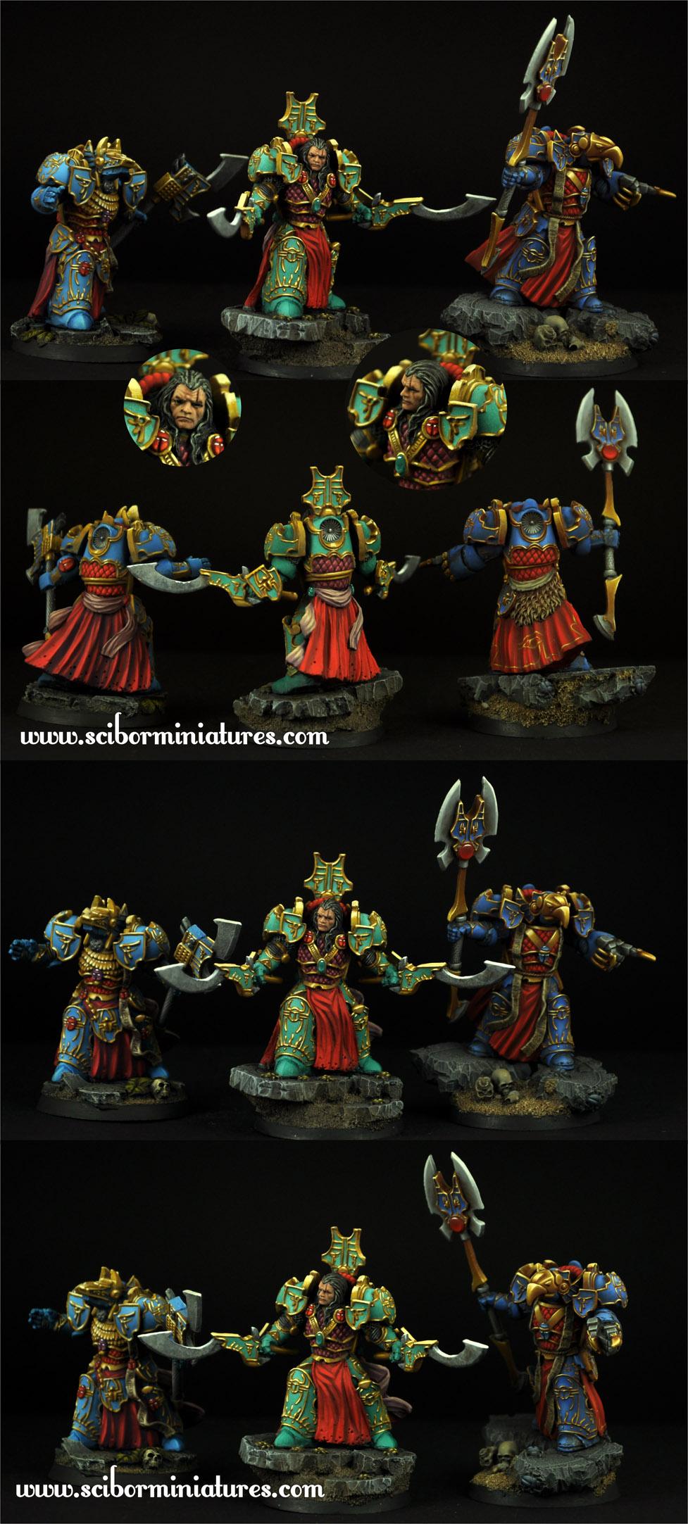 SF Egyptian Warriors
