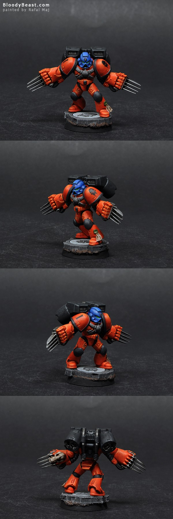 Astral Tigers Assault Squad Sergeant