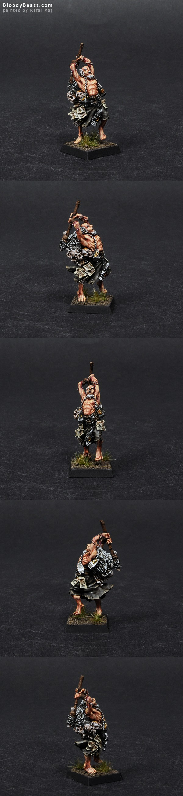 The Empire Warrior Priest