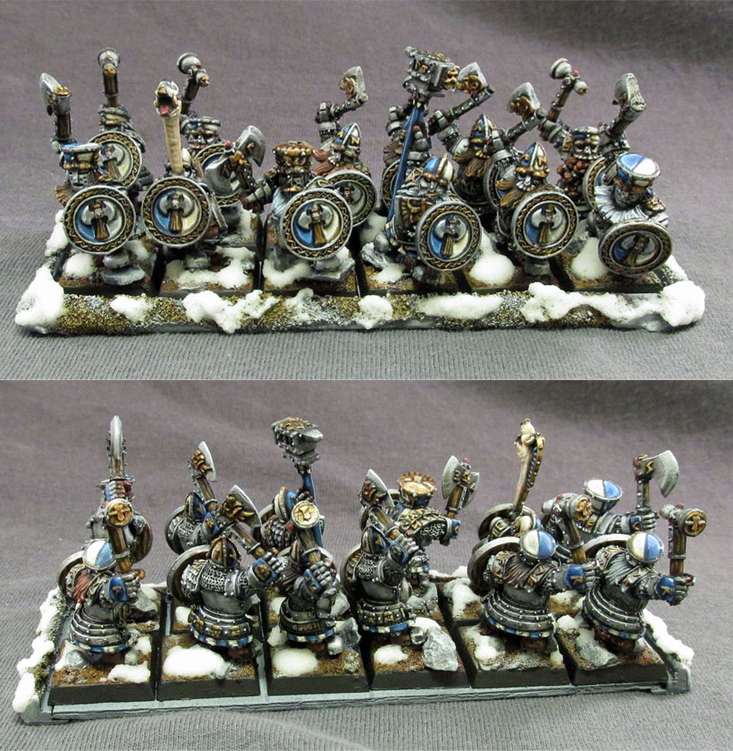 Dwarf Ironbreakers