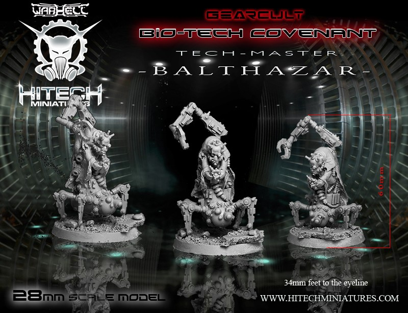 Tech MAster Balthazar