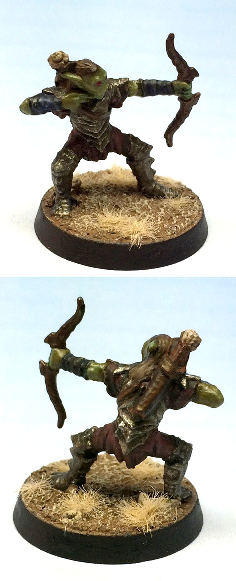 Lord of the Rings Moria Goblin