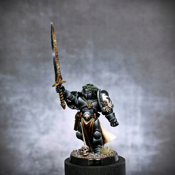 How To Paint Emperor S Champion
