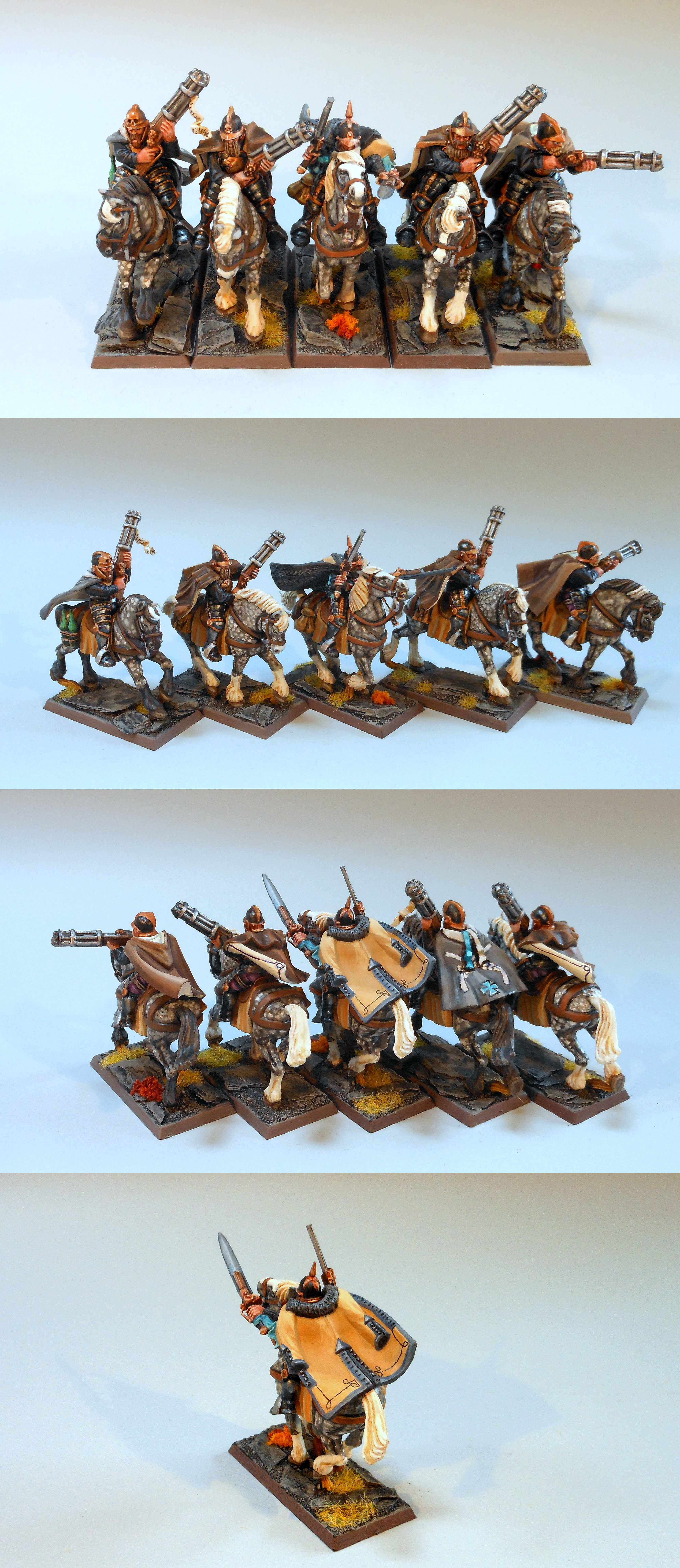 Empire outriders