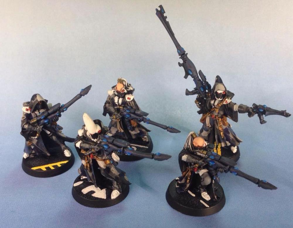 Eldar Urban Rangers