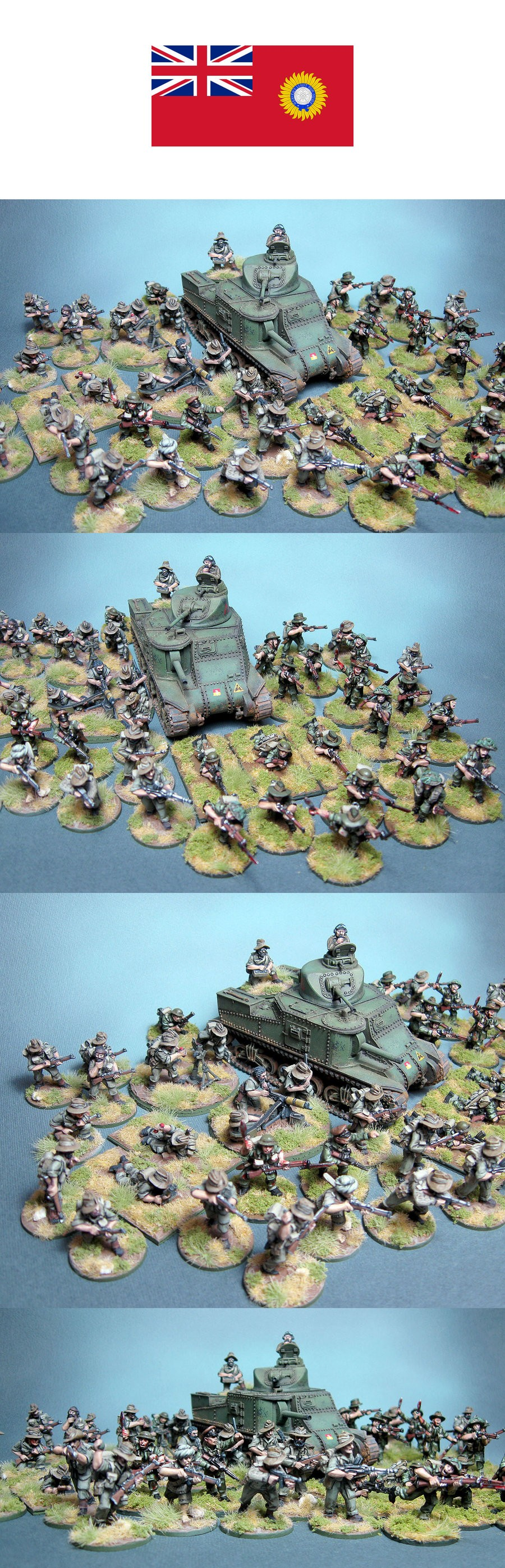 Bolt Action British Indian Army