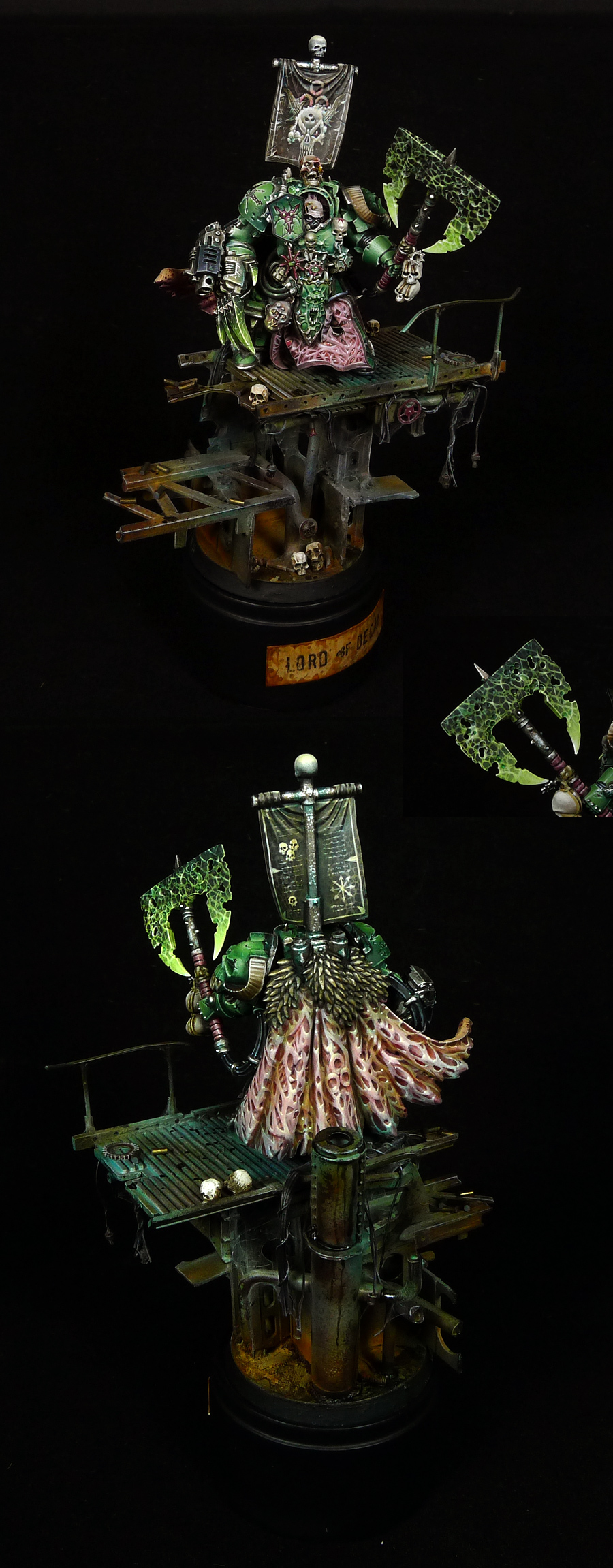 Lord of Decay (Nurgle Lord Conversion)