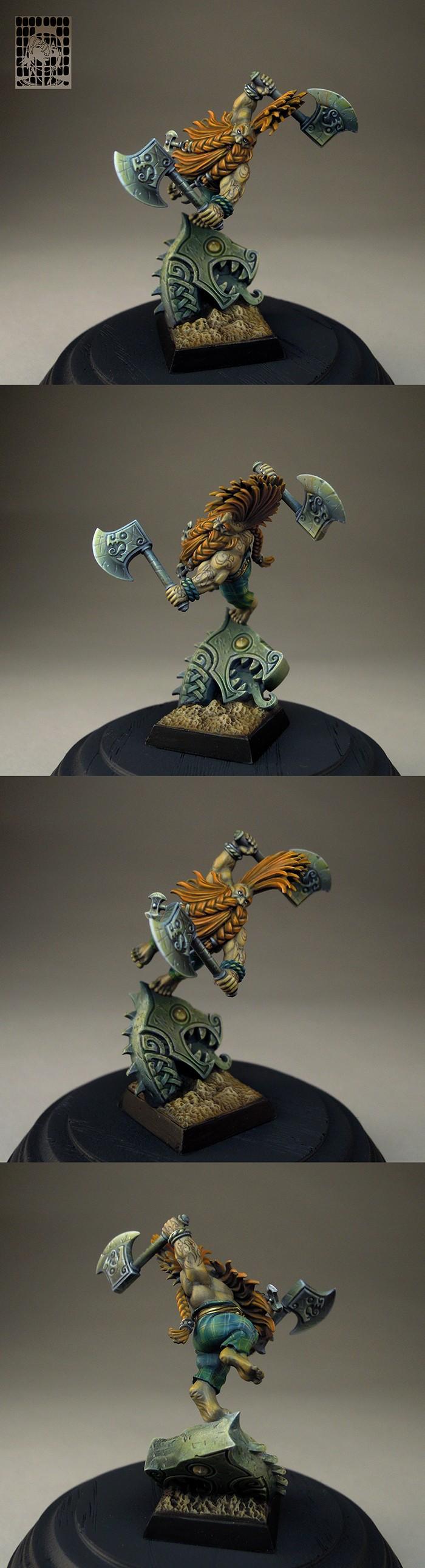 Dwarf Dragon Slayer de Sergey Chasnyk. Img5453adba1f48c