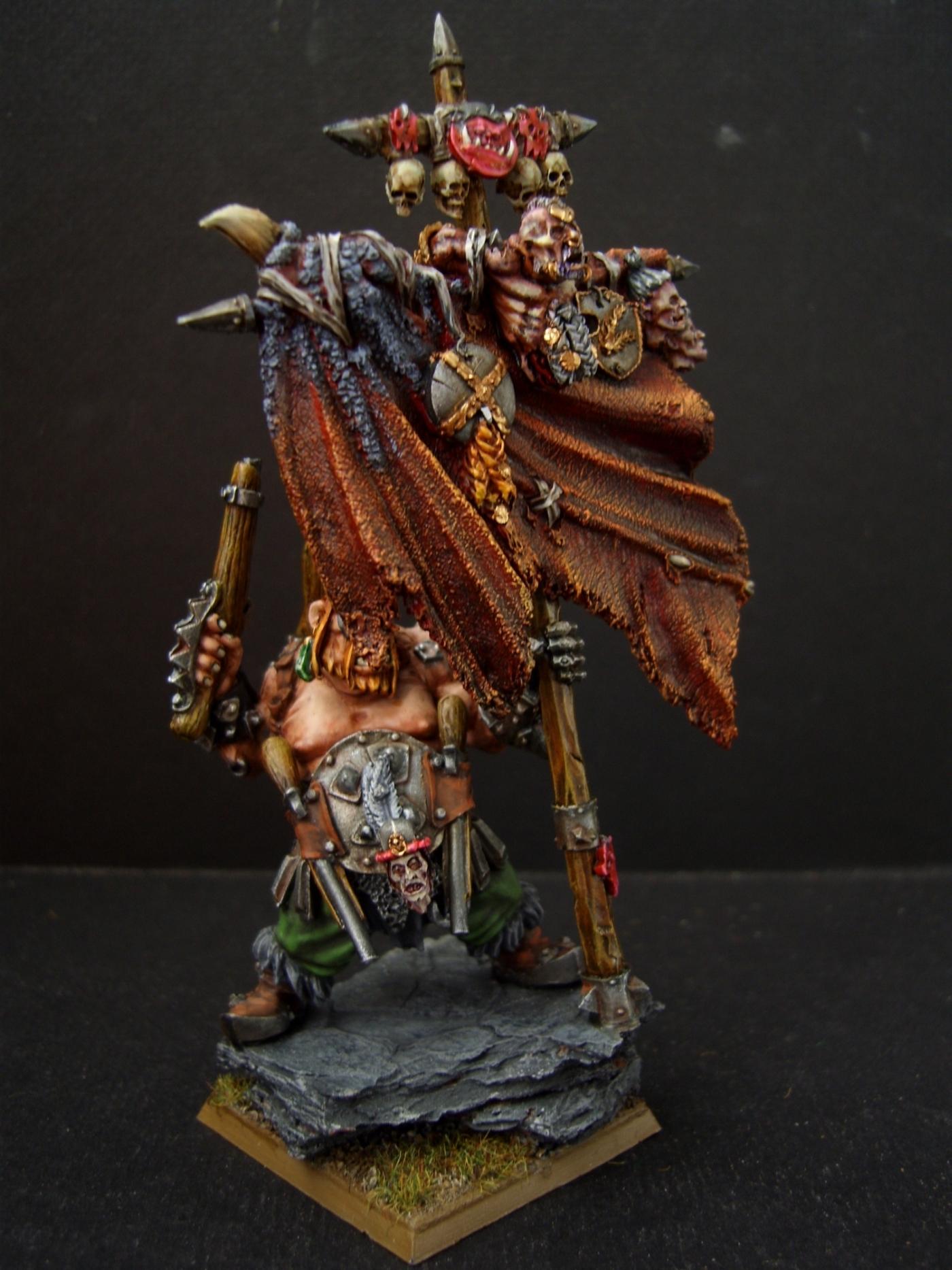 Ogre kingdoms BSB conversion