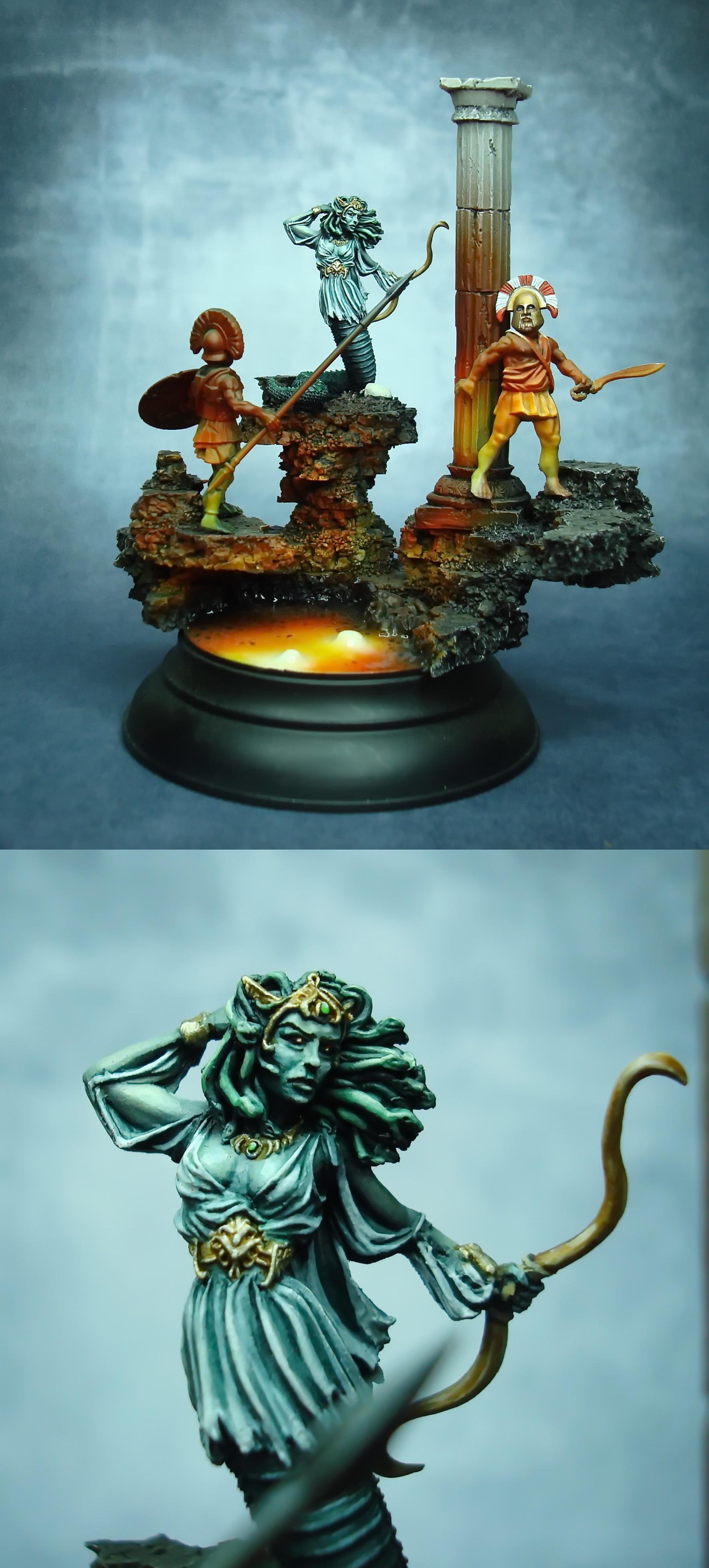 Fall of Medusa
