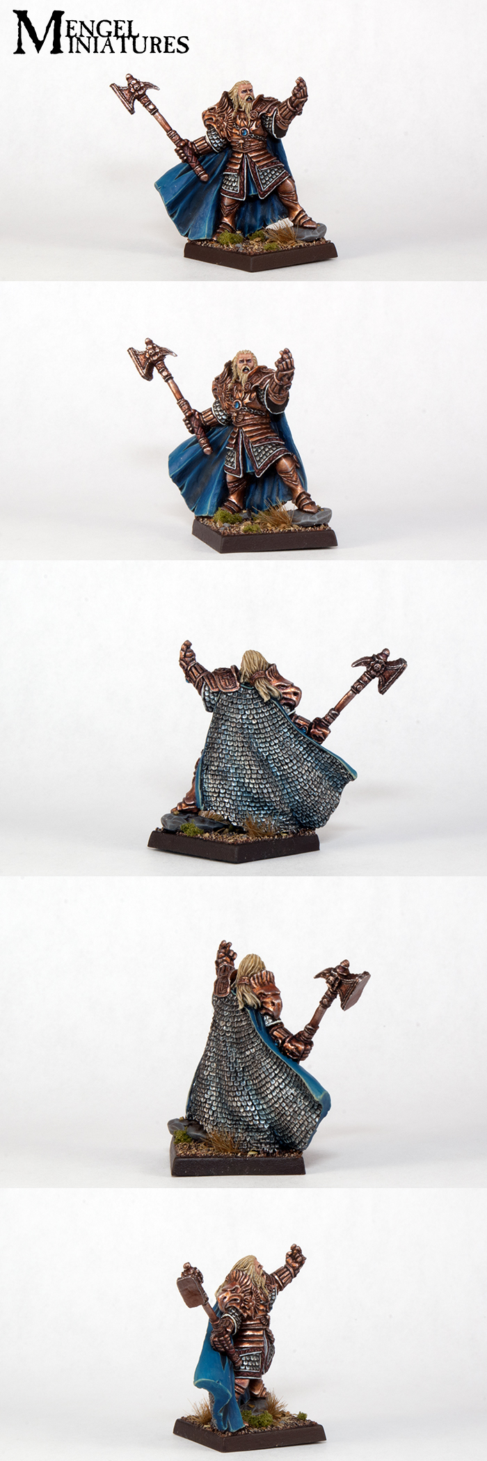 Valten, Exalted of Sigmar