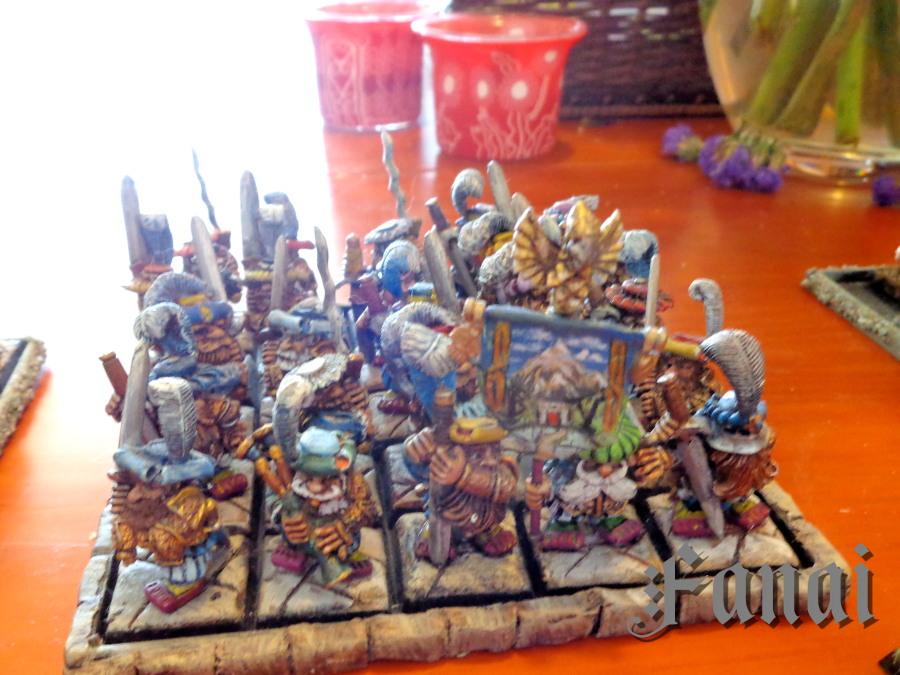 Dwarf Renaisence Unit