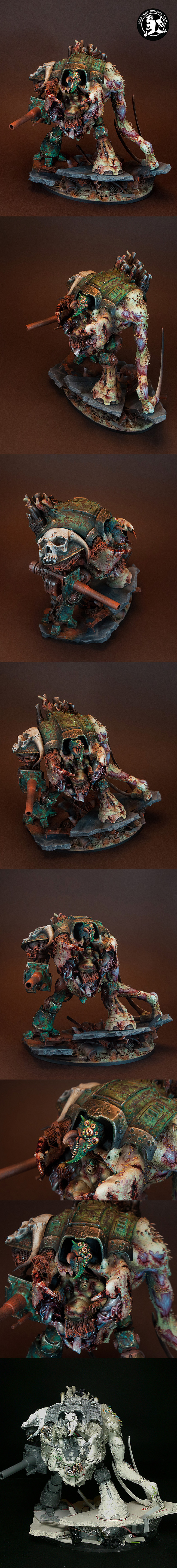 Imperial Knight of Nurgle