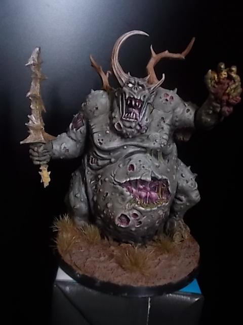 Greater Plague Demon WIP