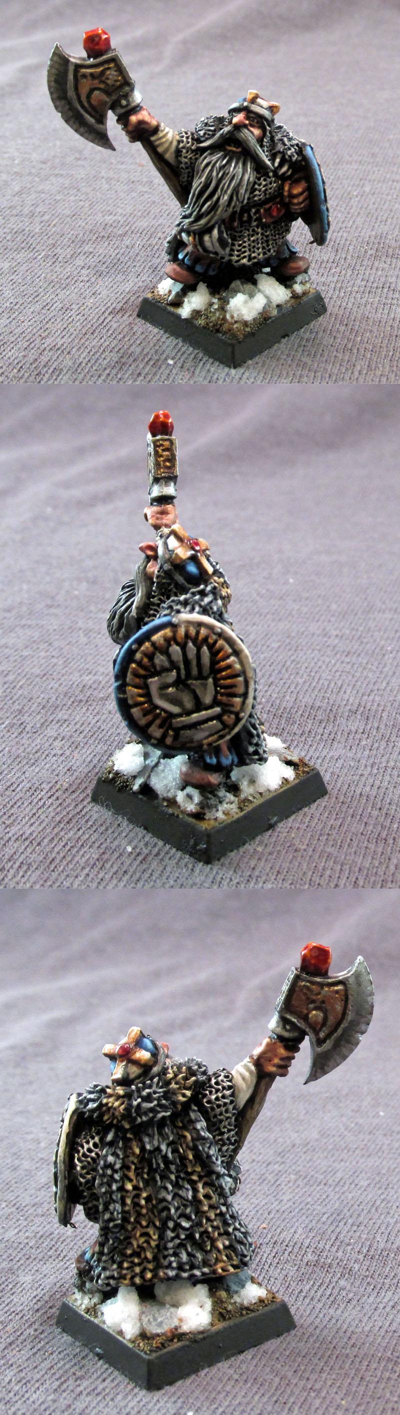 KALAR STONEFIST - Dwarf Thane