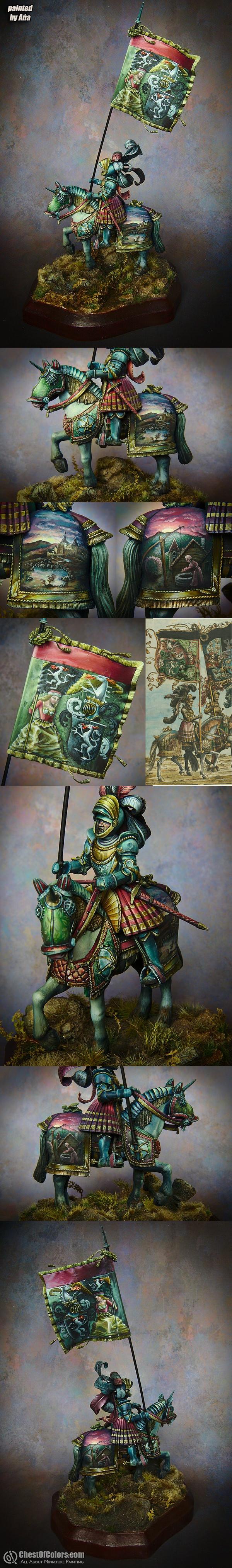 Emperor Maximilian's Renaissance Knight