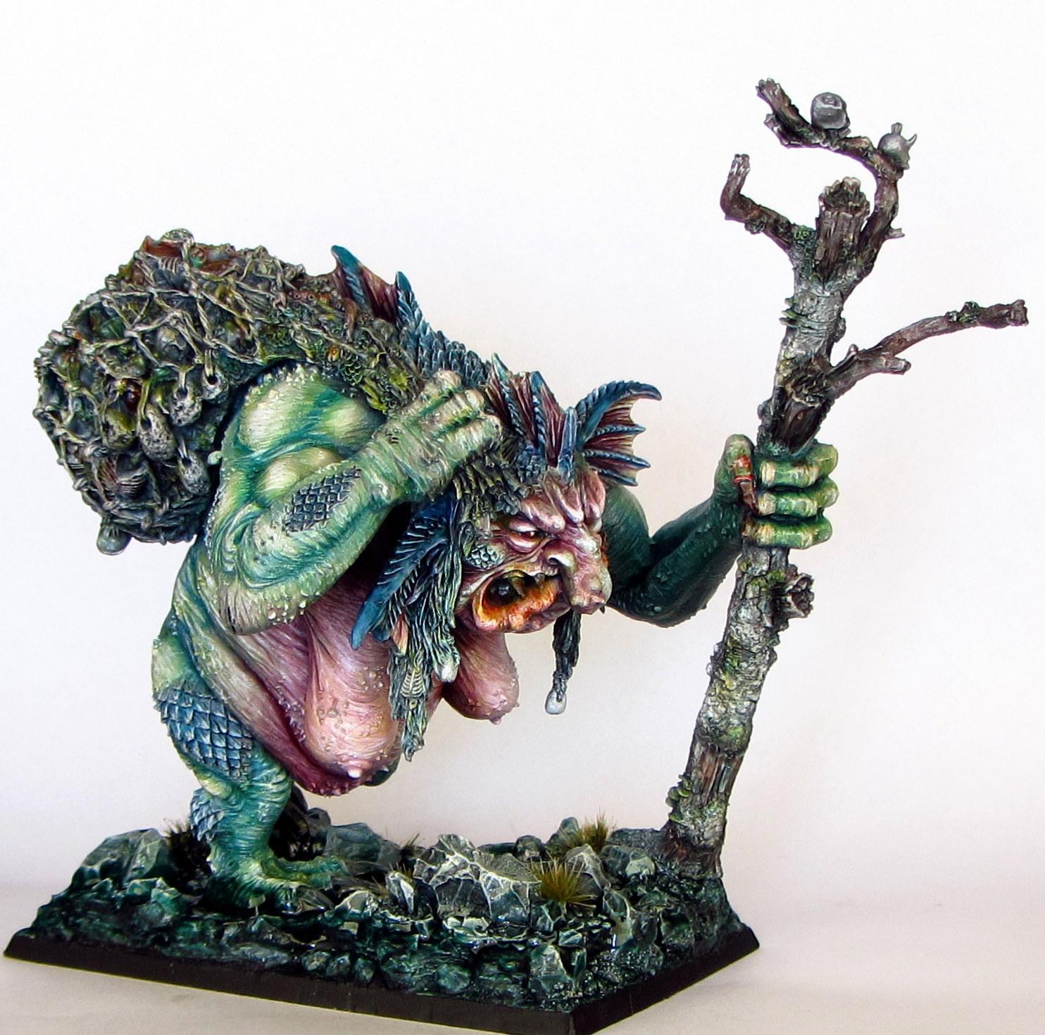 Orc troll abuse nude scene
