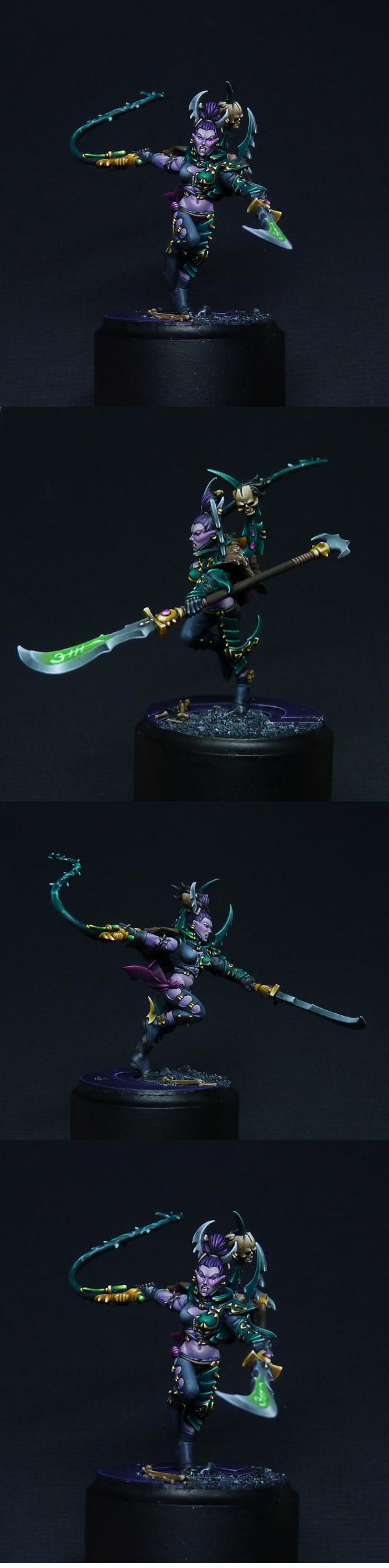 Dark Eldar Succubus
