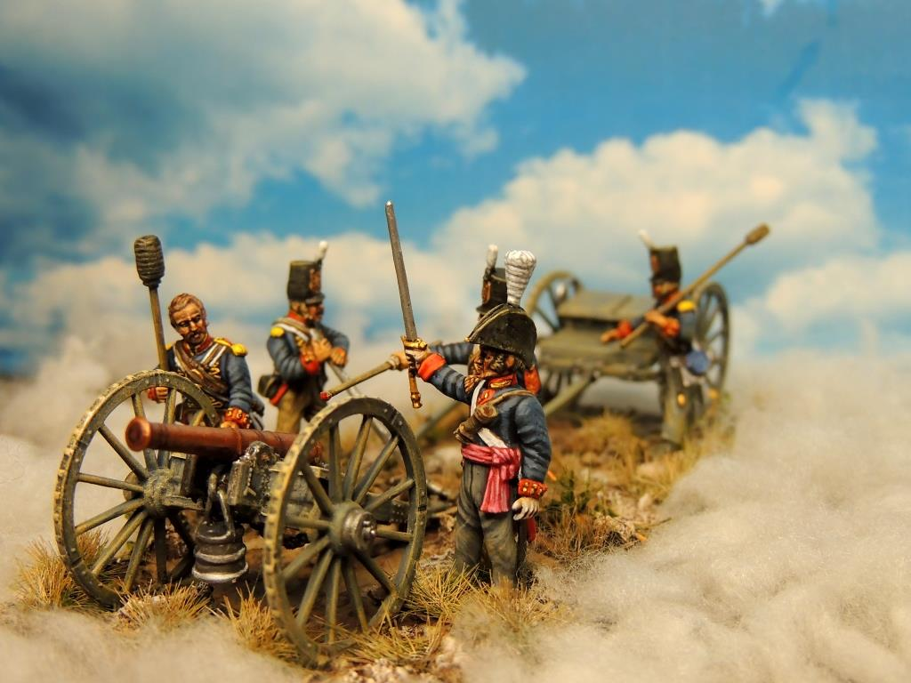 28mm Plastic Napoleonic British: Perry vs Victrix | Luke's ...