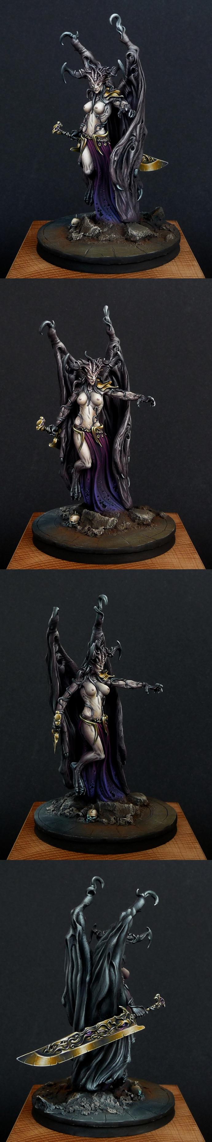 Nalach Evil Shadow