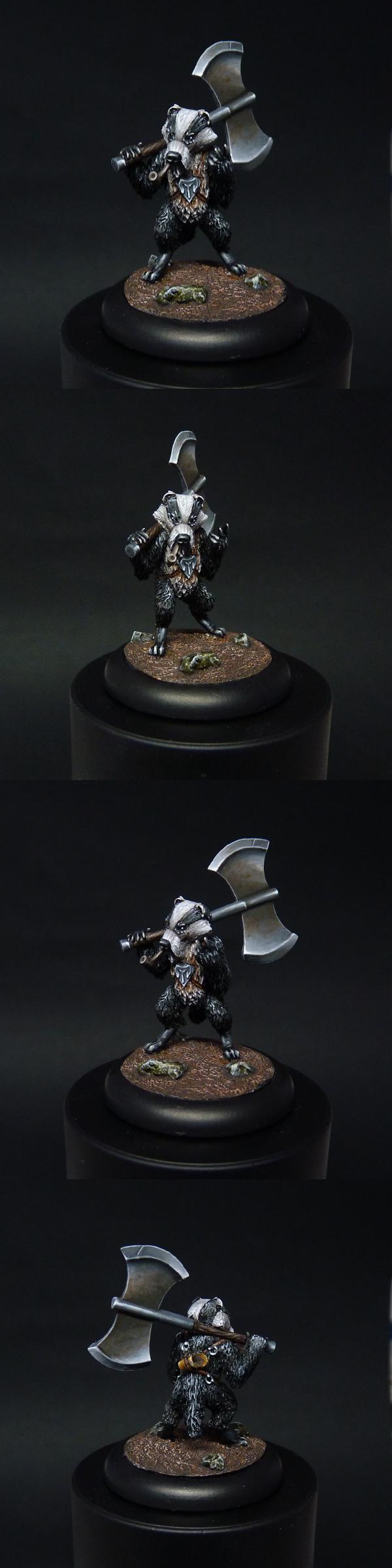 Brig, Siegebreaker, Ax Faction
