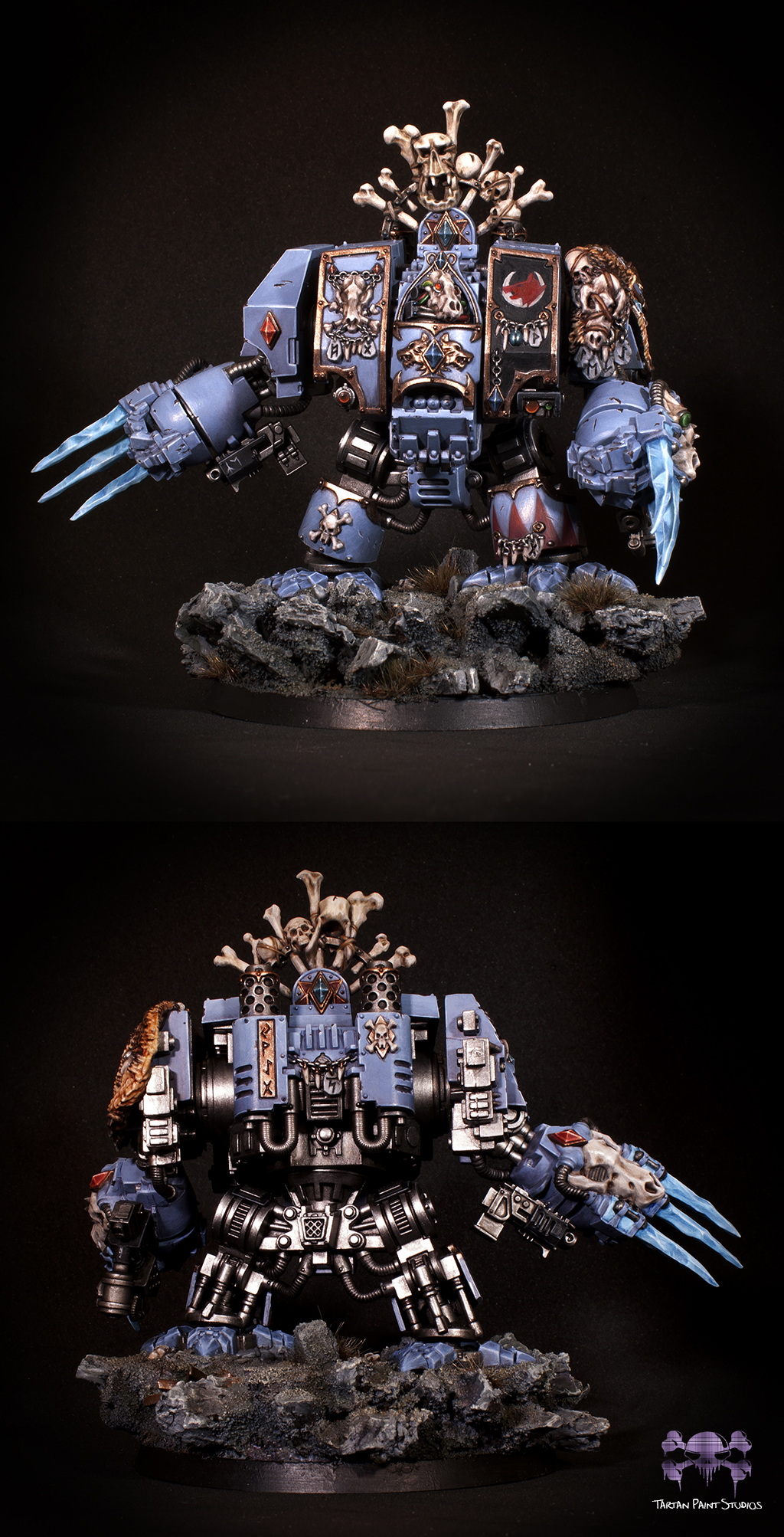 Space Wolves Murderfang