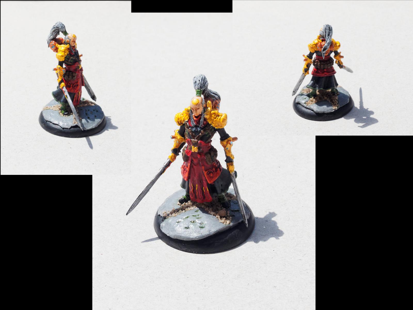 Wrath of Kings: Shael Han Dragon Legion Keeper