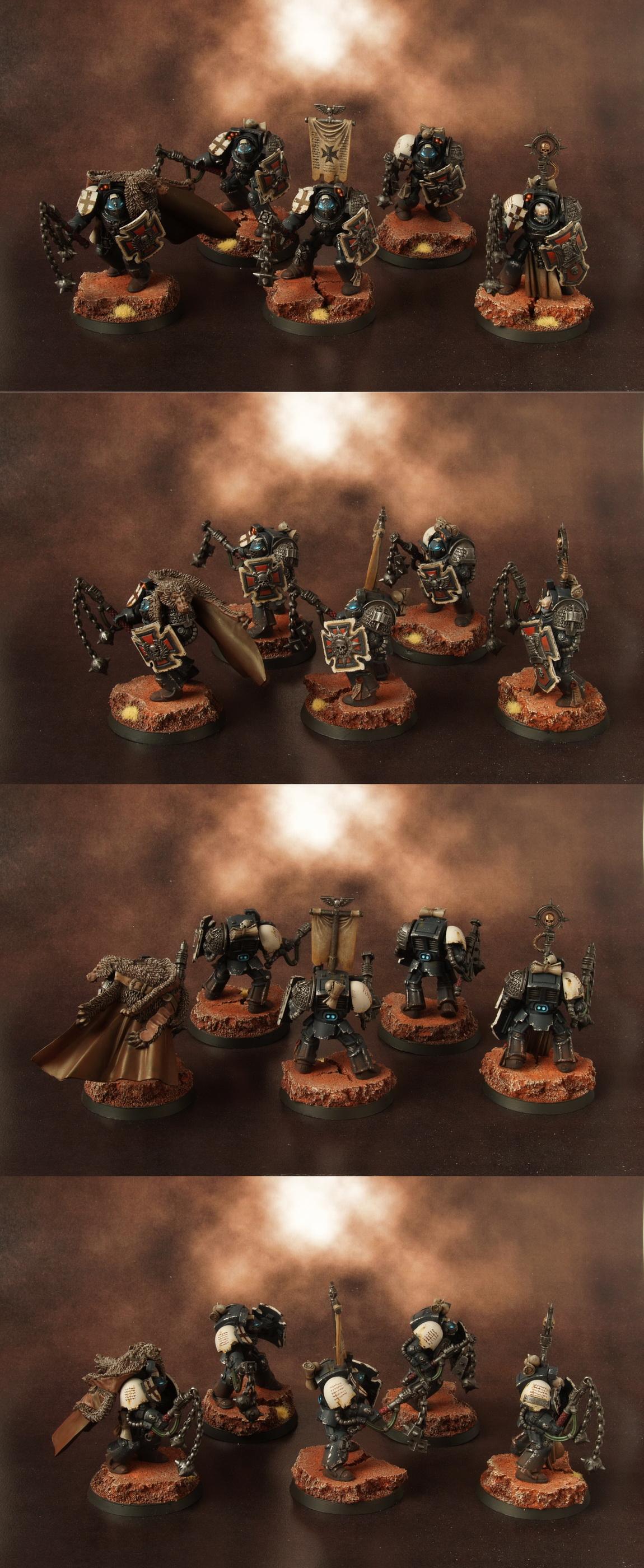 Black Templars Terminators